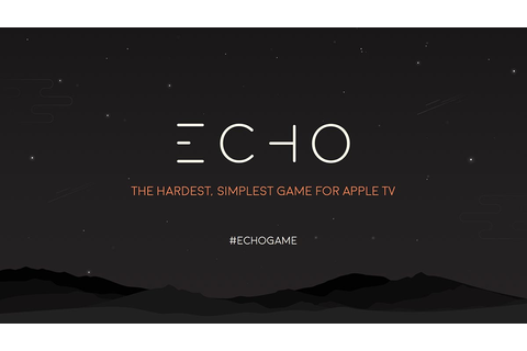 Play Echo, a free memory game for Apple TV - ArcTouch