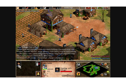 How to Play Age of Empires 2 Tutorial on The Basics ...