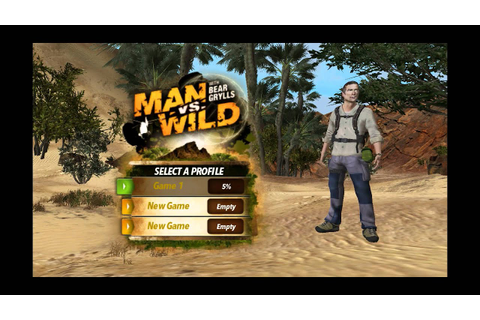 Man vs. Wild - The Game Summary (Wii) - YouTube