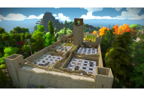 The Witness on PS4 | Official PlayStation™Store US