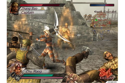 Dynasty Warriors 4 (PC) | HDVietnam.com