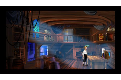 The Secret of Monkey Island: Special Edition - Lutris