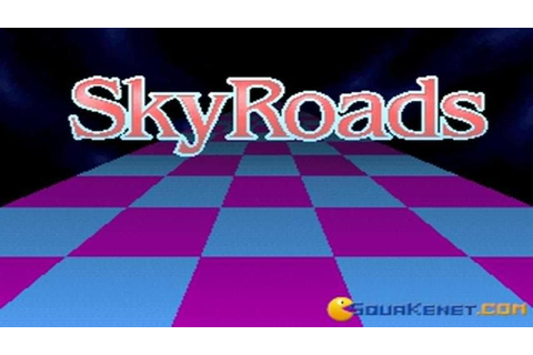 Skyroads gameplay (PC Game, 1993) - YouTube