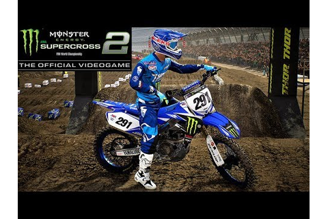 Sx The Game 2 | Official Yamaha 450 Factory Team | For ...