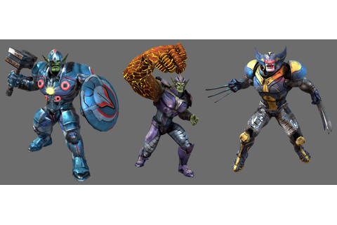 Marvel Heroes Game Characters | www.imgkid.com - The Image ...
