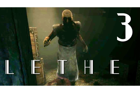 Lethe Episode One - THE DOCTOR IS IN, Manly Let's Play Pt ...