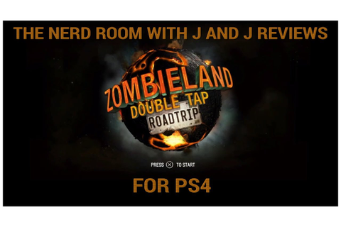 Zombieland Double Tap Road Trip Game Review - YouTube