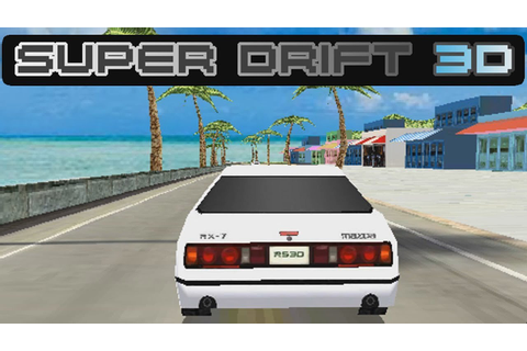 Super Drift 3D Gameplay Walkthrough - YouTube