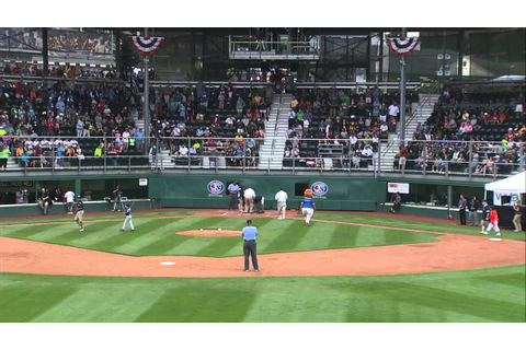 2014 Challenger Game at the Little League Baseball World ...