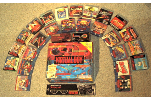 List of games for the Virtual Boy | Virtual Boy Wiki ...