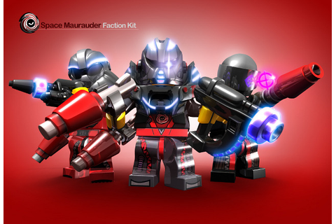 Talk:Space Marauder | LEGO Universe Wiki | Fandom powered ...