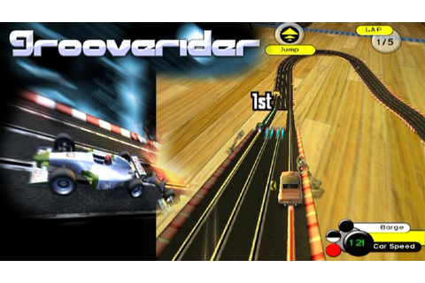 Grooverider: Slot Car Thunder ... (PS2) - YouTube