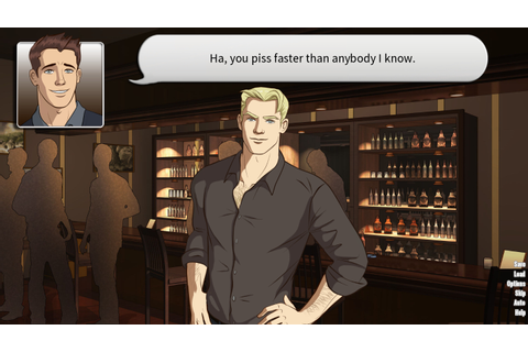 Coming Out On Top – A Gay Dating Sim Video Game by Obscurasoft