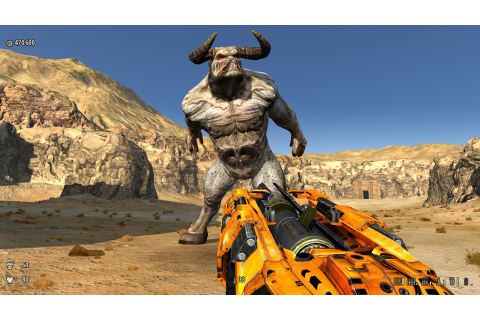 Serious Sam 3: BFE Review | New Game Network
