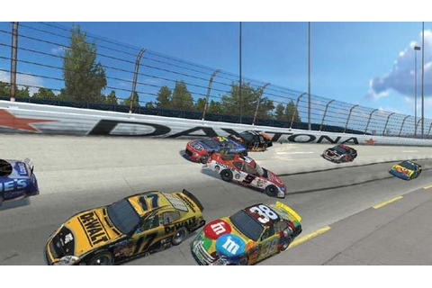 EA Sports NASCAR Racing (2007) for Arcade