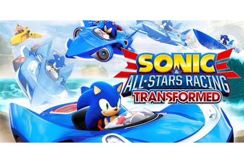 Sonic & All-Stars Racing Transformed | Nintendo 3DS ...