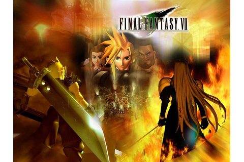 ! video games !: final fantasy 7