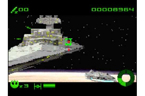 Star Wars: Flight of the Falcon (Game Boy Advance) with ...