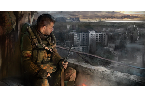 S.T.A.L.K.E.R., S.T.A.L.K.E.R.: Call Of Pripyat, Video ...
