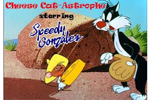 Cheese cat-astrophe starring Speedy Gonzales - Symbian ...