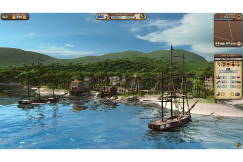 Save 83% on Port Royale 3: Gold Edition - Buy and download ...
