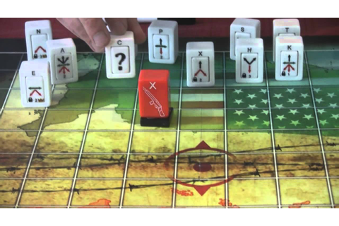 Board Game Review: Confusion - Espionage and Deception in ...
