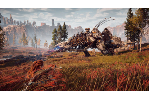 Horizon Zero Dawn Review - Guerrilla Games Has Finally ...
