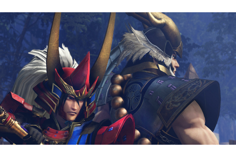 Samurai Warriors 4 II Free Download - Ocean Of Games