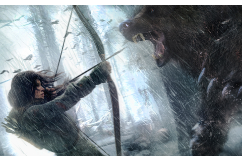 Rise Of The Tomb Raider Game 3, HD Games, 4k Wallpapers ...