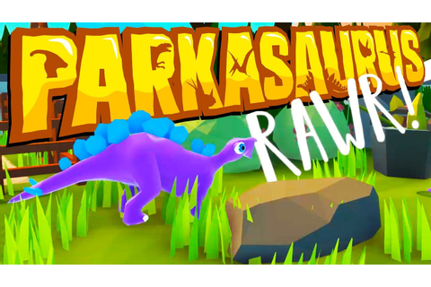 The BEST JURASSIC PARK Ever! - New DINOSAUR GAME ...
