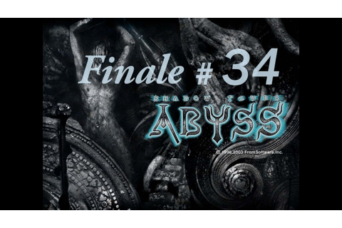 Shadow Tower Abyss - Illusion Area and Finale - Part 34 ...
