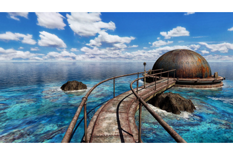 Good Old Games#1 – Myst – Wy IndieG4m3z