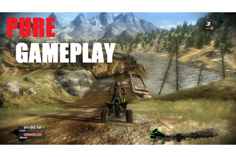 Pure Gameplay [PC HD] - YouTube