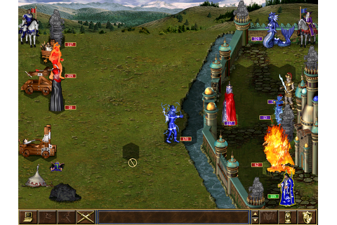 Masters of the Elements :: Chronicles :: Heroes of Might ...