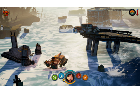 Review: The Flame in the Flood