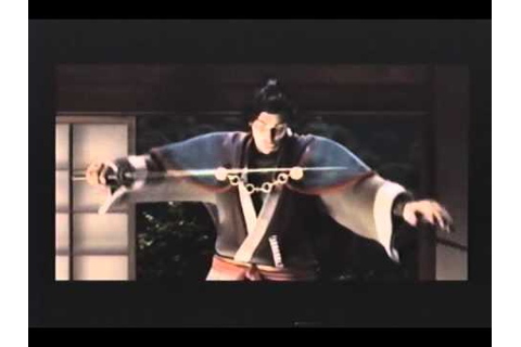 PS2 風雲 新選組 Fu-un Shinsengumi Opening - YouTube