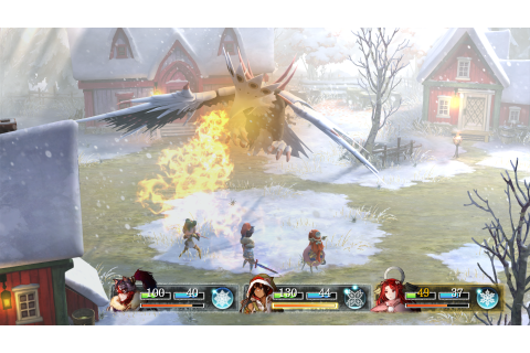 I am Setsuna review | PC Gamer