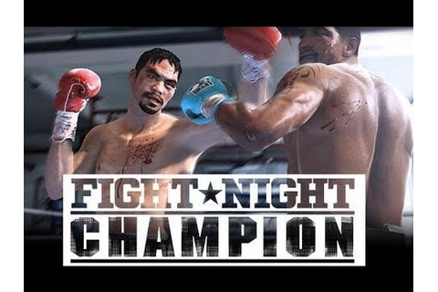 Fight Night Champion Video Review - YouTube