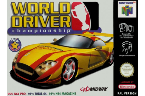 World Driver Championship Review (N64) | Nintendo Life