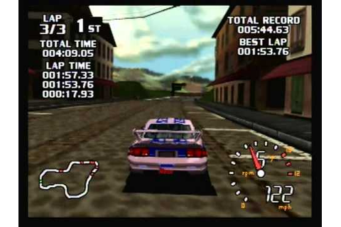 Let's Race - World Driver Championship(N64) - Emperor ...
