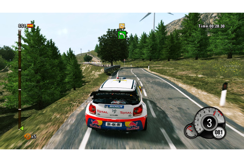 Dream Games: WRC 4 FIA World Rally Championship