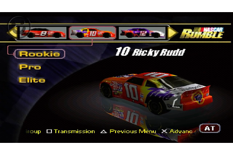 Nascar Rumble Download Game | GameFabrique