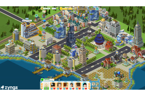 Call it GlobalVille: Zynga to launch version of CityVille ...