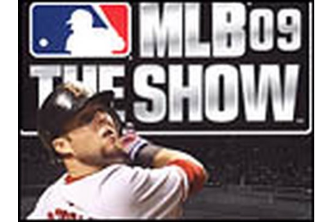 Classic Game Room HD - MLB 09 THE SHOW for PS3 review pt1 ...