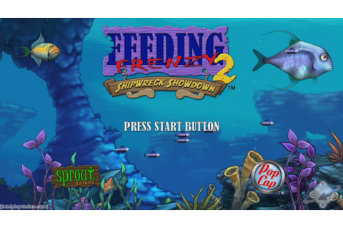 Feeding Frenzy 2 - Shipwreck Showdown - By PopCap Games ...