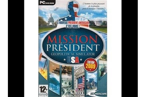 [Game Francais] Mission President USA Geo Politique ...