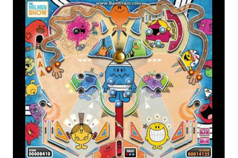 The Mr. Men Show: Mr. Bump Pinball (Gameplay) - YouTube