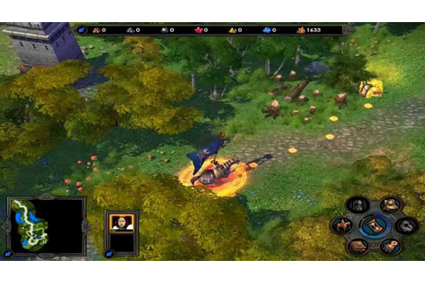 Heroes of Might and Magic V Gameplay - YouTube