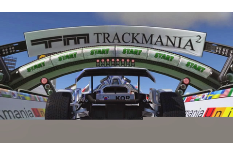 TrackMania 2 Stadium [PC] [Game + Crack Skidrow] ~ Games