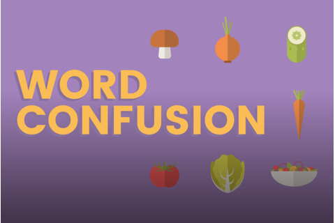 Word Confusion - a game on Funbrain